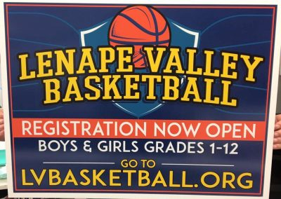 Lenape Valley Basketball
