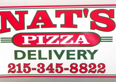 Nat's Pizza